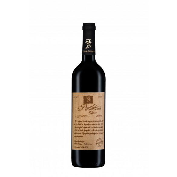 Fekete Patikárius cuvée