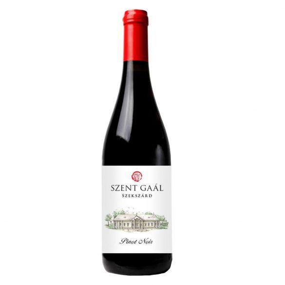 Szent Gaál Pinot Noir